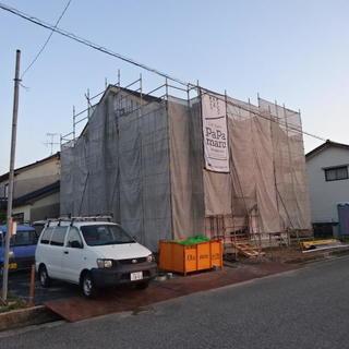 今日の富山市水橋Nさま邸...(^^;