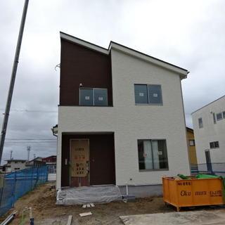 今日の富山市つばめ野モデルハウス...(^^;