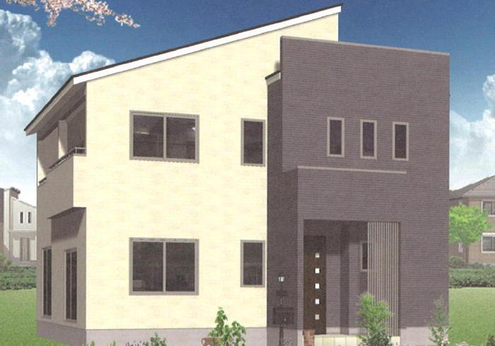 コンフォートタウン山室モデルハウス4号棟