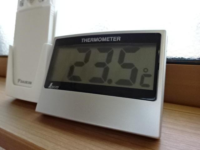 12月、「Z空調」搭載プレミアムZ仕様の水橋モデルは脱衣室も快適温度。
