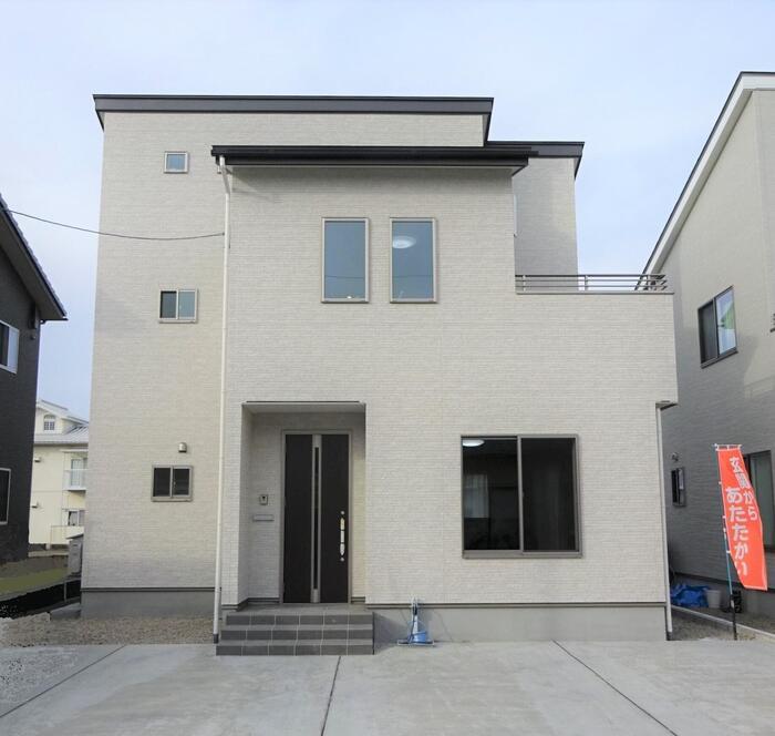高岡野村モデルハウス